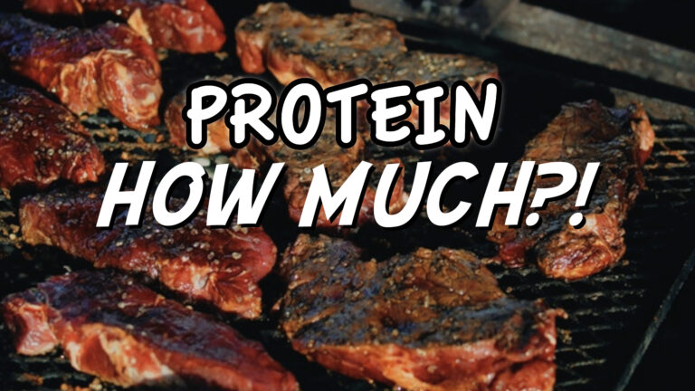 How Much Protein Do You Need?